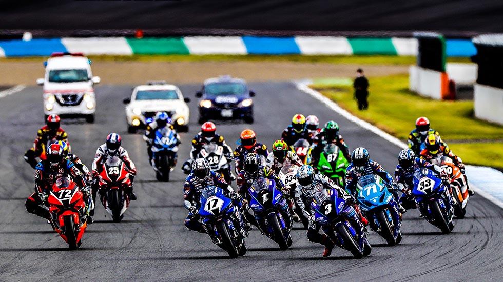 2021 MFJ全日本ロードレース選手権シリーズ 第1戦 スーパーバイクレース in もてぎ