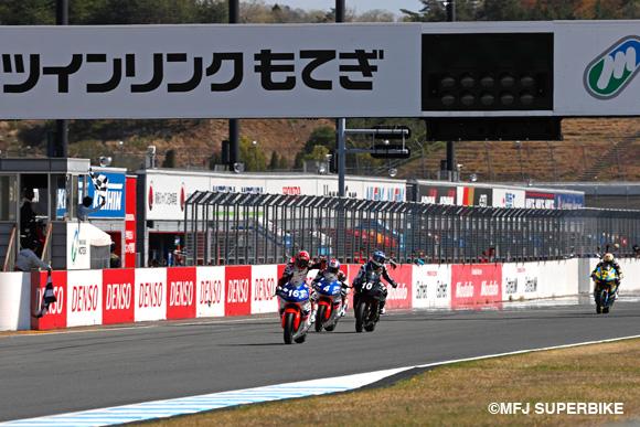 J-GP2クラス決勝レース