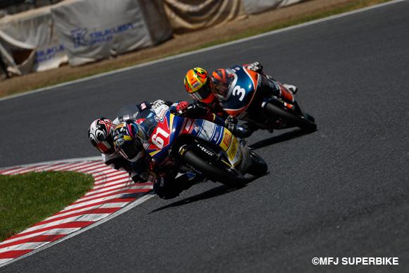 J-GP3決勝レース2