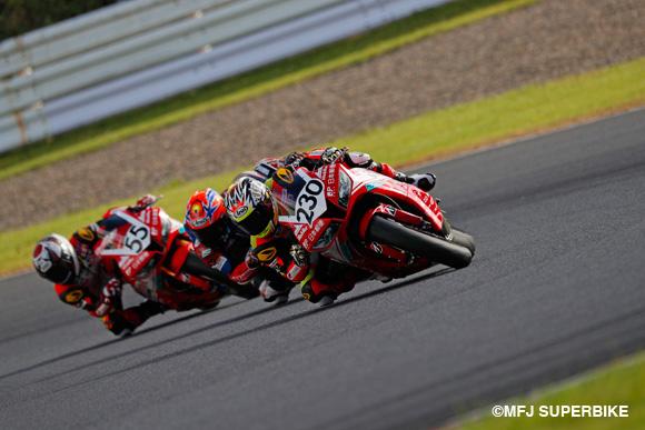 ST600レース