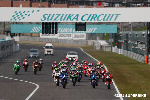 全日本第7戦鈴鹿が中止となり鈴鹿8耐が11月に!