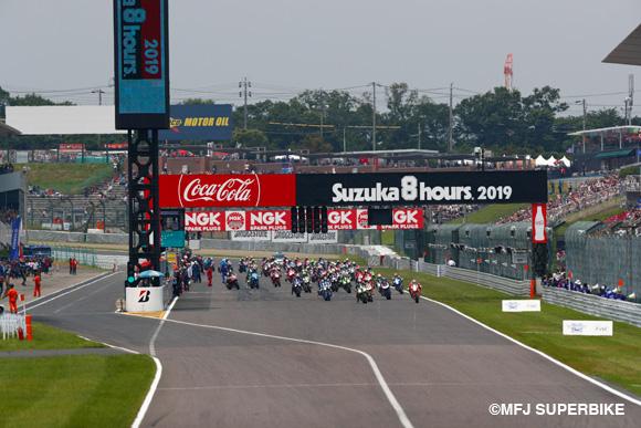 鈴鹿8耐 32チームが選出される!