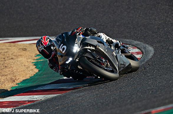 高橋裕紀&F.C.C. TSR Honda France