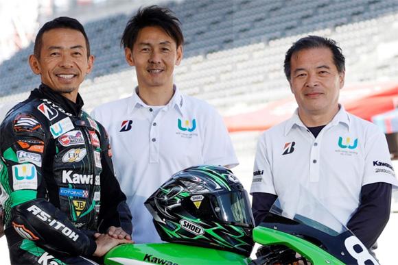 柳川明が継続参戦。JSB1000クラスで集大成のシーズン
