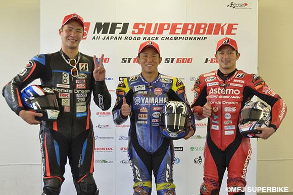 JSB1000決勝レース2