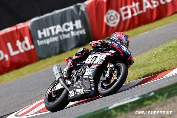 【速報】トップタイムは岡本裕生。ポールから明日のレースに挑む。